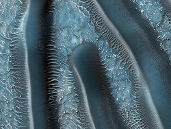 Millipedes of Mars - NASA/JPL