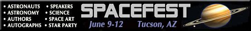 Spacefest - Tucson, AZ - June 9-12