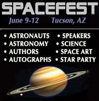 Spacefest 2016 - Tucson, Arizona - June 9-12