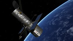 SpaceMissions - Hubble Space Telescope