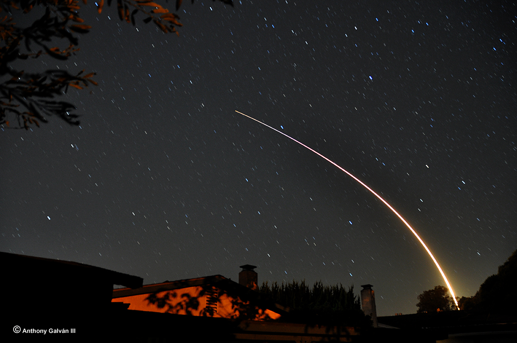 Space-for-All at HobbySpace » Photo of Atlas V rocket launch