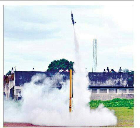 Rocket in Sangli