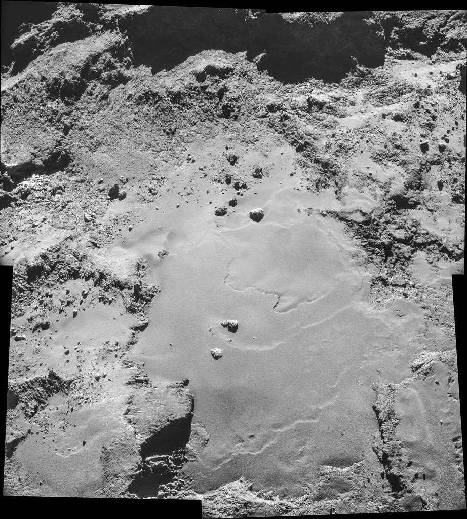 Rosetta Latest Images Images Taken by Rosetta's